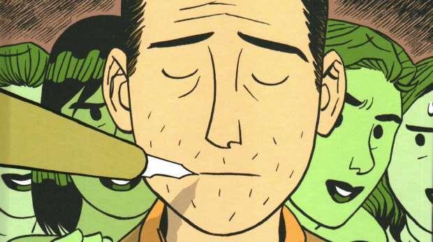 Sam Zabel e la penna magica di Dylan Horrocks: i fumetti ti faranno desiderare