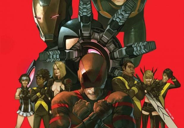 X-Men, Iron Man, Nova: Senza fine – scontro generazionale tra supereroi