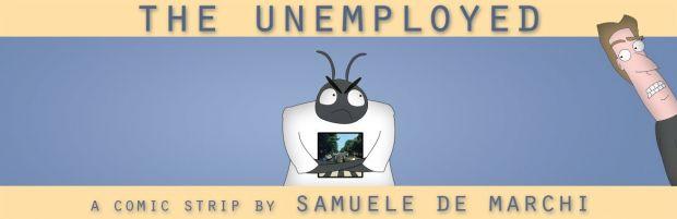 The Unemployed, la comic strip di Samuele De Marchi