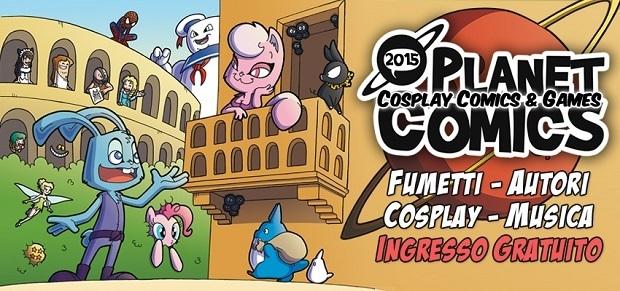 Pasqua con Planet Comics la fiera del fumetto di Verona