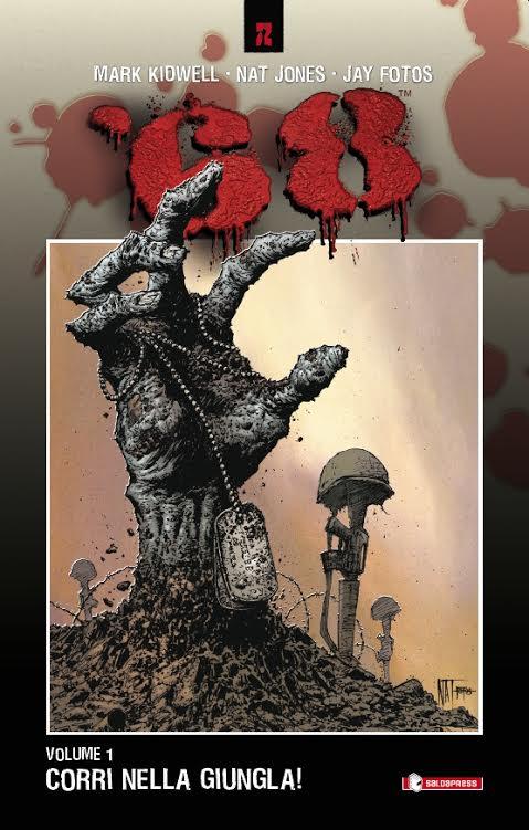 """E' disponibile il primo volume di """"'68"""", la nuova serie SaldaPress"""