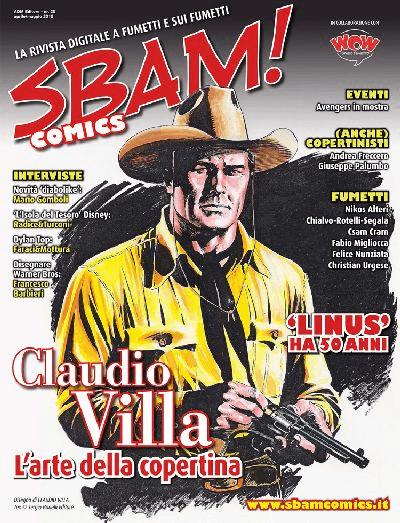 Sbam! Comics n.20 è online