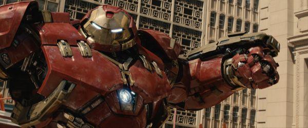 Avengers: Age of Ultron – Hulkbuster e Ultron (clip e pod dal film)