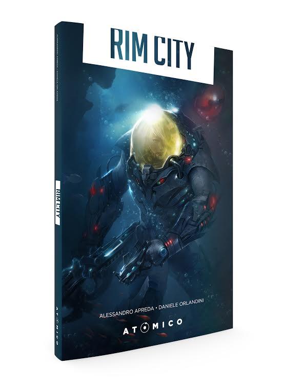 """Anteprima esclusiva: variant cover di """"Rim City""""_Anteprime"""