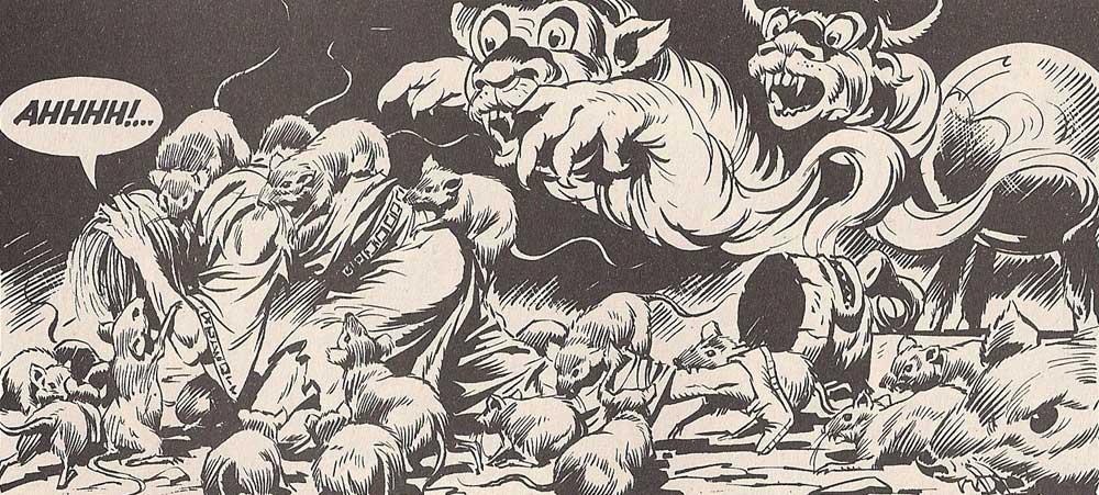 300-magia-nera-la-fine-di-mefisto_300: biblioteca essenziale del fumetto