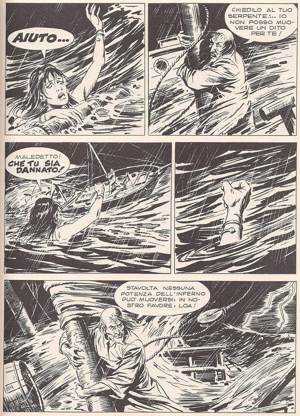 300-magia-nera-tex_300: biblioteca essenziale del fumetto