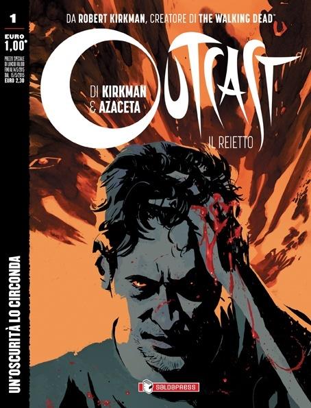 """Il 6 maggio saldaPress presenta """"Outcast"""" alla Scuola Holden di Torino"""