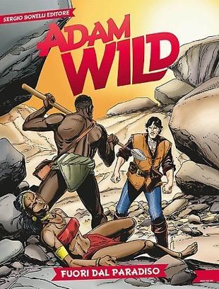 Adam Wild #7 – Fuori dal paradiso (Gianfranco Manfredi, Zoran Tucic)