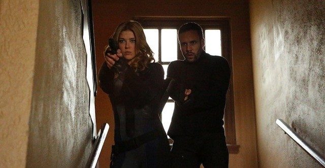 Spin Off Agents of S.H.I.E.L.D. - Adrianne Palicki e Nick Blood nel cast