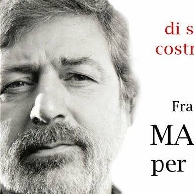 """Cena a favore dell'iniziativa benefica """"Mattoni a Fumetti"""" con ospite Francesco Guccini"""