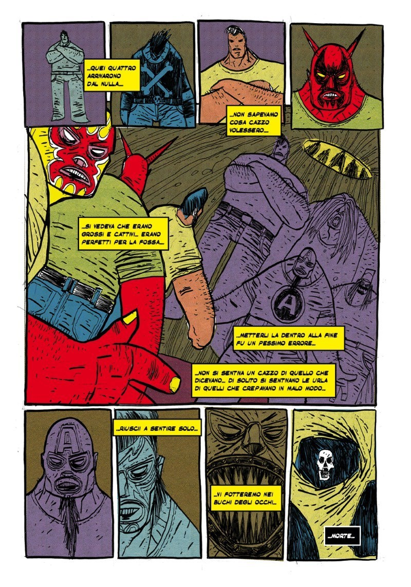 The Mighty and Deadly Iron Gang #2 - The burning south trilogy part 01_The Mighty and Deadly Iron Gang