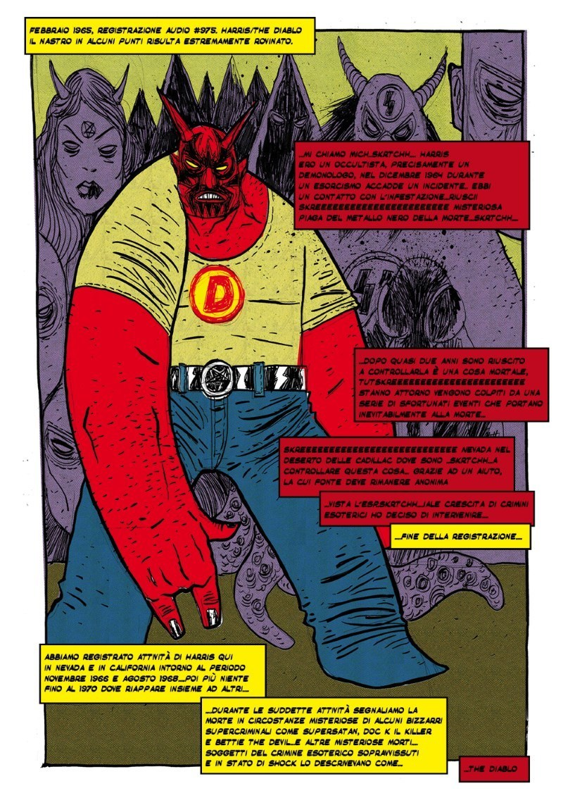The Mighty and Deadly Iron Gang #1 - Urban Legends_The Mighty and Deadly Iron Gang