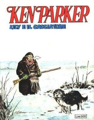 Undici storie da leggere per amare Ken Parker_Essential 11