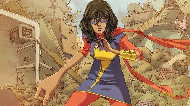 Ms. Marvel: quando essere una teenager è super