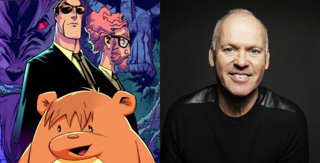 """Michael Keaton produttore e protagonista di """"Imagine Agents"""""""