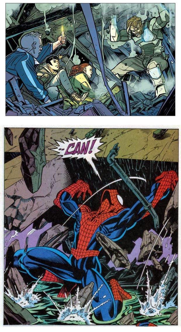 Ringo Spiderman