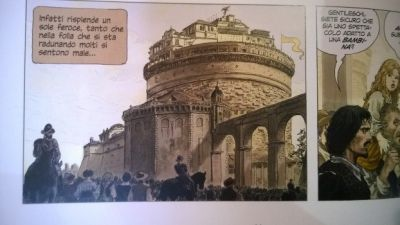 Roma Caravaggio