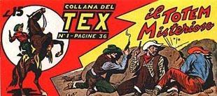 Tex strisce