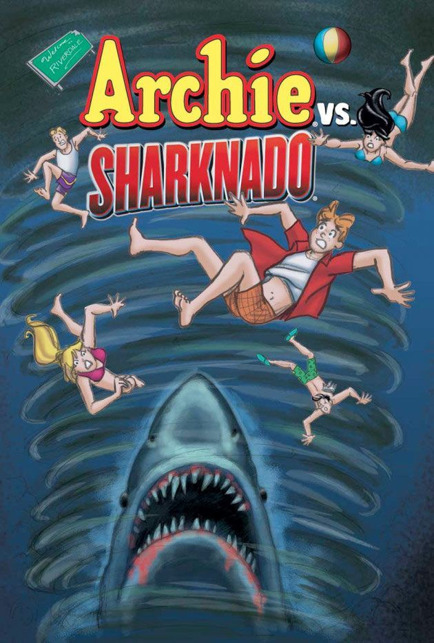 "Arriva ""Archie Vs. Sharknado"""