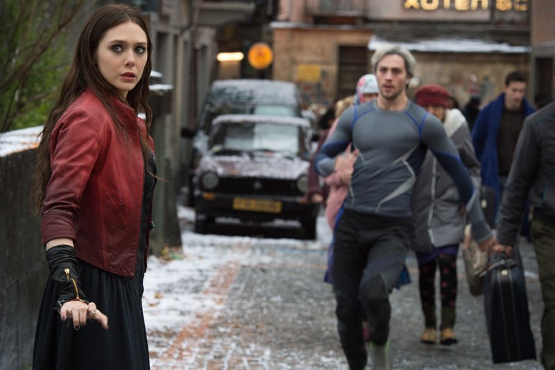 Avengers: Age of Ultron – Lady Avengers (pod dal film)