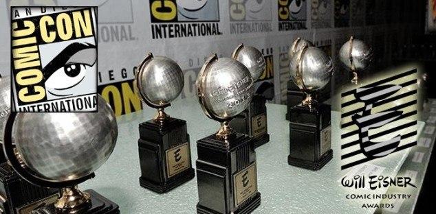 Tutte le nomination degli Eisner Awards