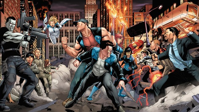 Accordo tra Sony Pictures e Valiant Entertainment per cinque film