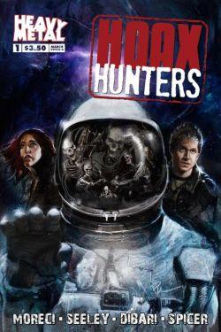 Hoax Hunters: Craig Titley adatterà il fumetto per il grande schermo