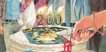 Julia festeggia i 200 episodi, tra colori, luci e ombre