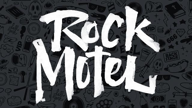 L'associazione culturale Squame pubblica Rock Motel