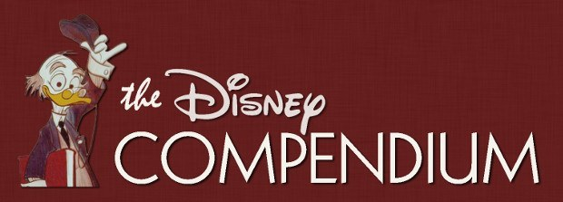 The Disney Compendium: un'enciclopedia su tutto quanto è Disney