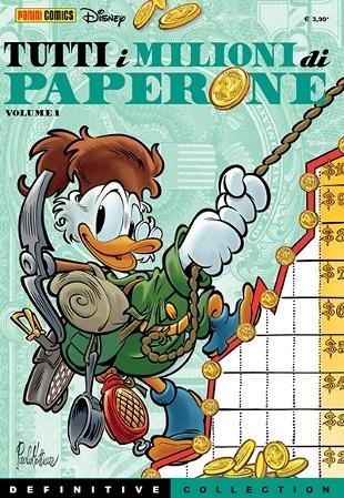 Tutti i milioni di Paperone #1 (Fausto Vitaliano, AA. VV.)