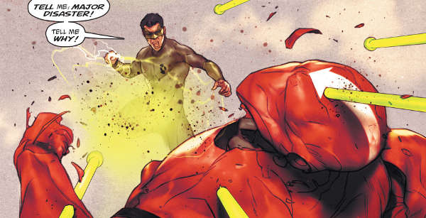 Multiversity #3 annotato: decadentismo supereroico