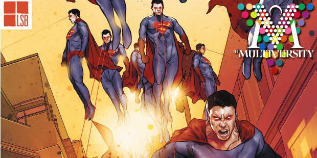 Multiversity #3 annotato: decadentismo supereroico
