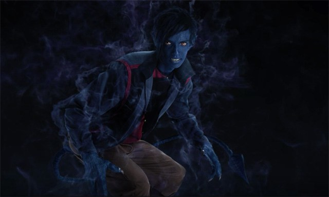 X-Men: Apocalypse – Prima immagine di Nightcrawler
