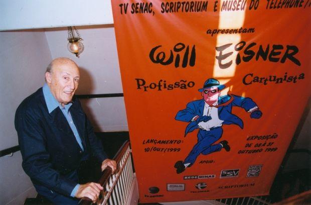 """""""Will Eisner, una vita per il fumetto"""" di Bob Andelman"""