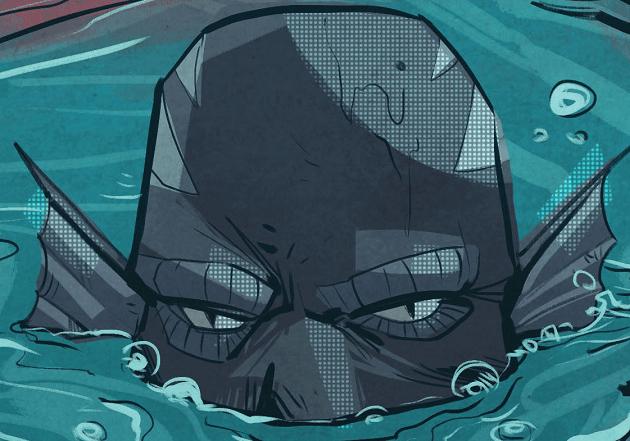 Aqualung: webcomic di Jacopo Paliaga e French Carlomagno