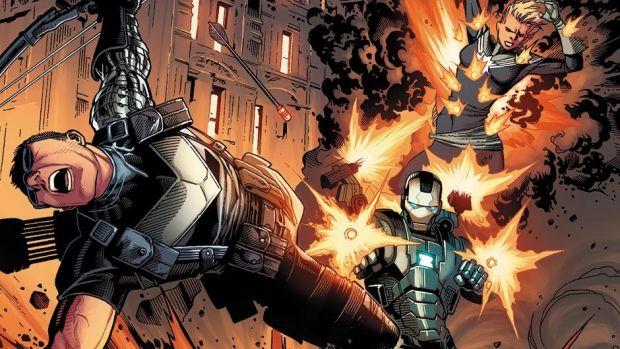 Avengers # 37 (AA.VV)