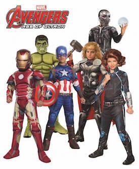 AvengersUltronCostume