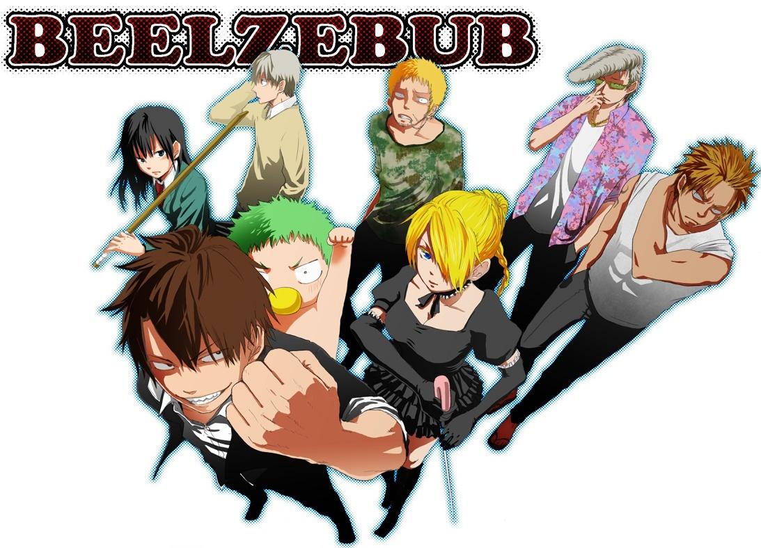 TNT podcast: Beelzebub di Ryuhei Tamura