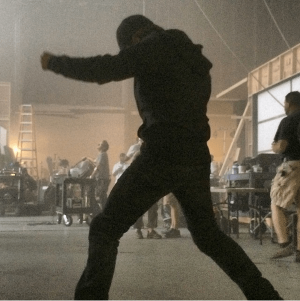 Captain America: Civil War - Prima immagine di Bucky Barnes sul set