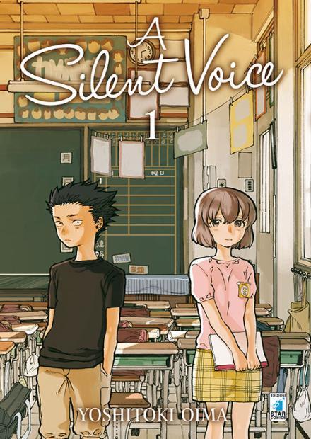 A Silent Voice #1 (Yoshitoki Ōima)