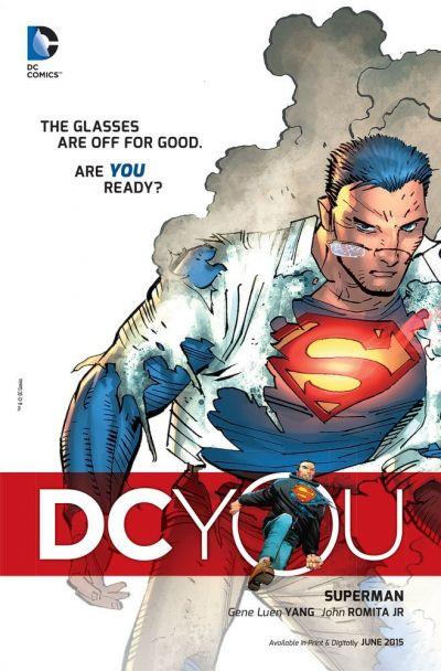 """""""DC You!"""" l'universo DC Comics dopo Convergence"""