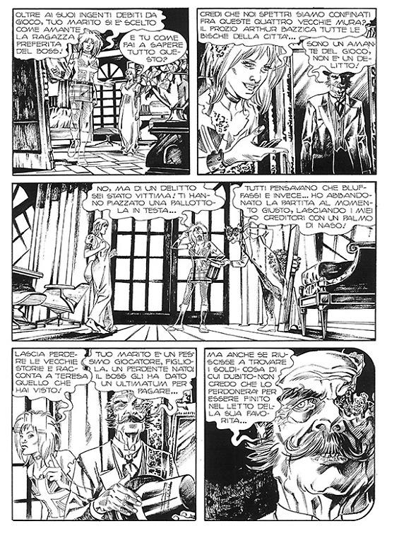 Dylan Dog #345 - Gli spiriti custodi (Mignacco, Gerasi)