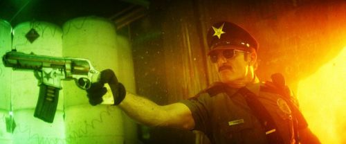 Officer Downe: prima immagine del film