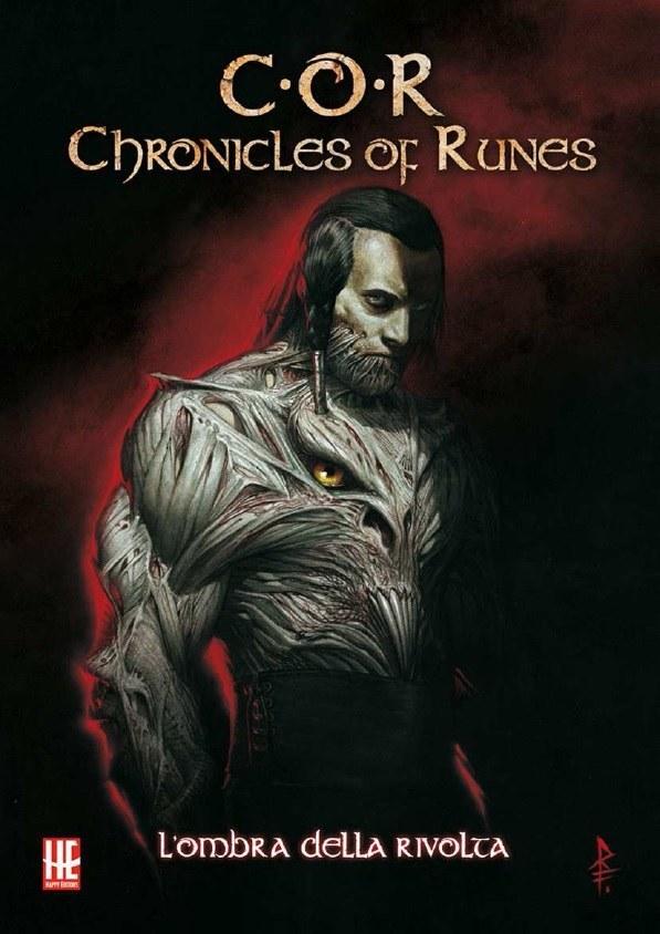"""Chronicles of Runes"", un fantasy per Riccardo Federici"