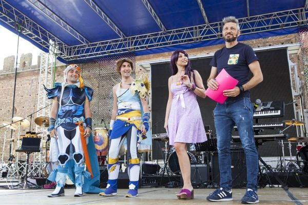 La Sagra dei Fumetti: 13-14 giugno, Villafranca di Verona