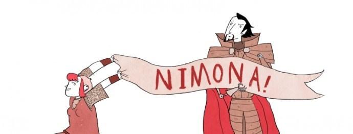 Il webcomic Nimona presto sul grande schermo