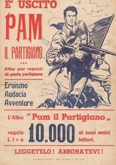 """Mostra """"Fumetto e Resistenza"""" a Carpi dal 30/05_Notizie"""
