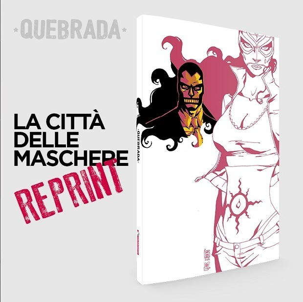 Atomico: Rim City ce l'ha fatta, ora Quebrada