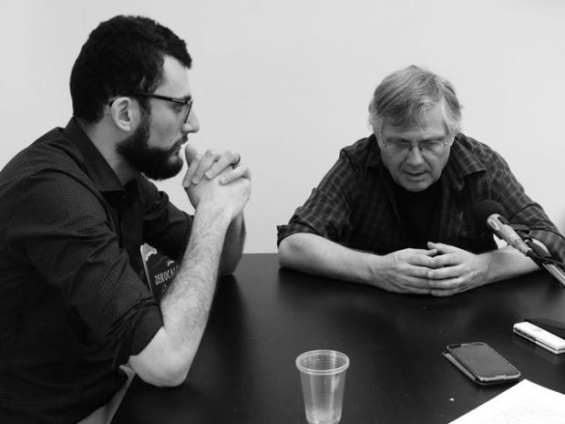 "Interview to Scott McCloud: discovering ""The Sculptor"""